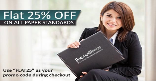 Flat 25% Discount Offer